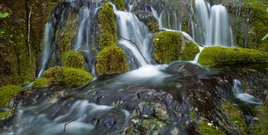 Slapovi u Karlovačkoj županiji - plitvička jezera