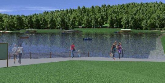 virovitička jezera