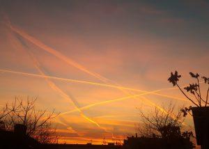 nebo iznad zagreba