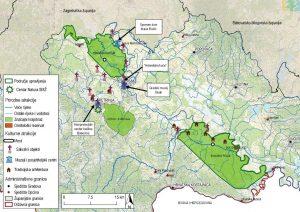 Akcijski plan upravljanja posjetiteljima na području Odranskog i Sunjskog polja