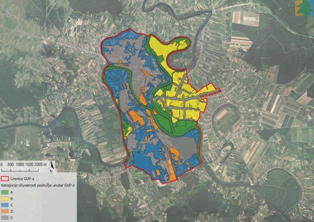 Analiza očuvanosti i potencijala staništa za potrebe razvoja ZI