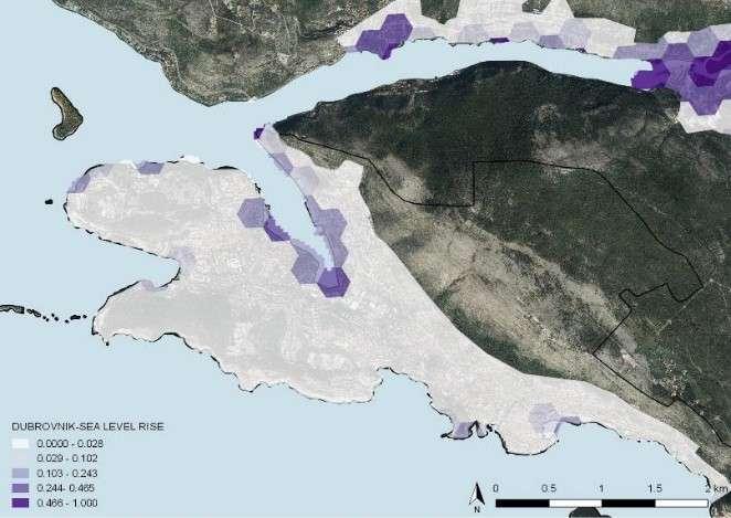 Plan prilagodbe klimatskim promjenama grada Dubrovnika