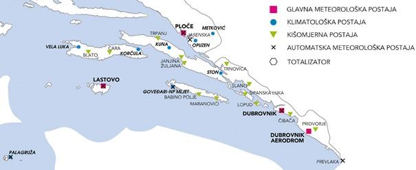 Program zaštite zraka, ozonskog sloja, ublažavanja klimatskih promjena i prilagode klimatskim promjenama za područje Dubrovačko-neretvanske županije za razdoblje od 2017. do 2020. godine
