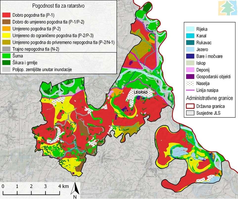 Strategija razvoja poljoprivrede Općine Legrad za razdoblje od 2018. do 2028. godine
