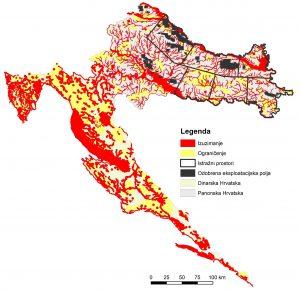 Strateška studija procjene utjecaja na okoliš Okvirnog plana i programa istraživanja i eksploatacije ugljikovodika na kopnu