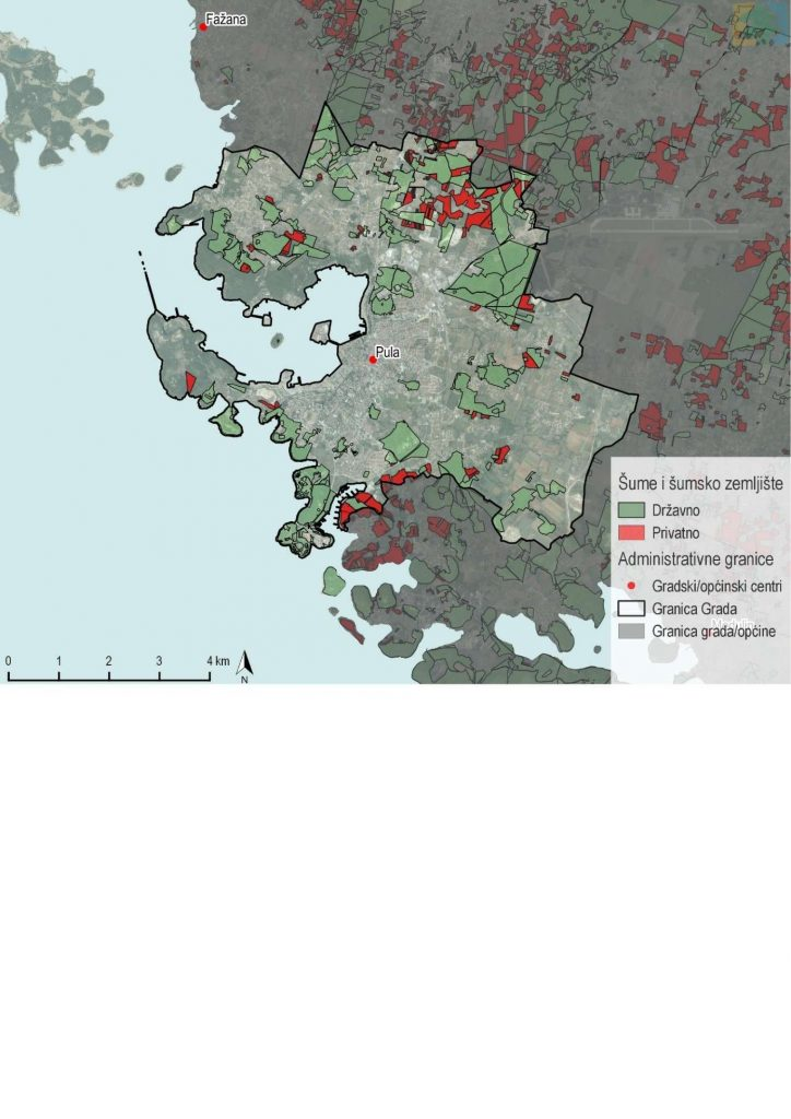 Strateška studija utjecaja Plana održive urbane mobilnosti Grada Pule na okoliš