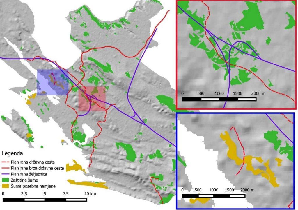 Strateška studija utjecaja na okoliš Master plana održive urbane mobilnosti Grada Šibenika