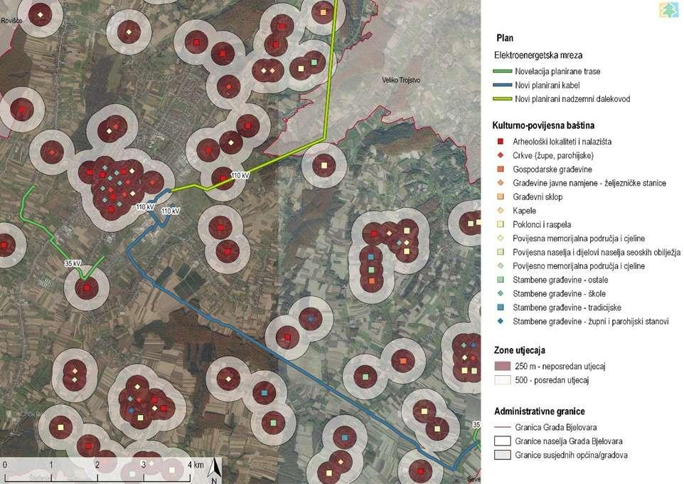 Strateška studija utjecaja na okoliš V. Izmjena i dopuna Prostornog plana uređenja Grada Bjelovara