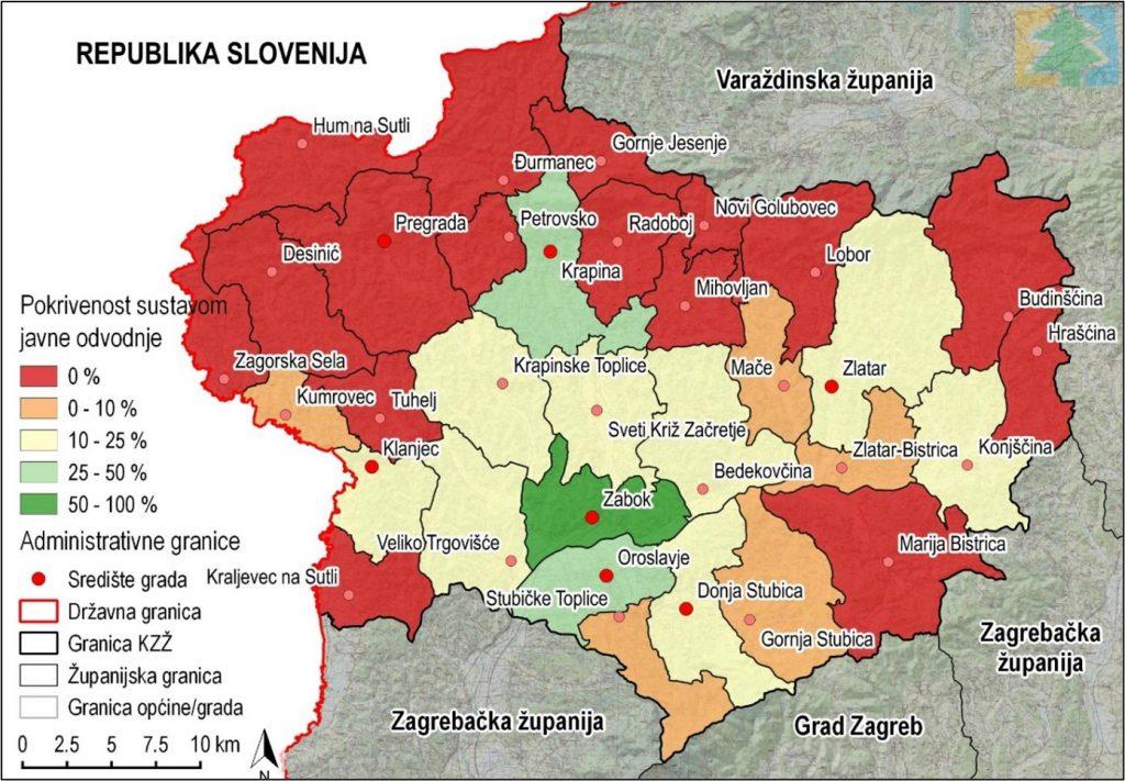 Izvješće o stanju okoliša Krapinsko-zagorske županije za razdoblje 2014. – 2017. godine